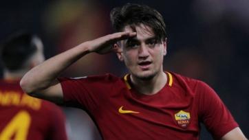 «Рома» переиграла «Удинезе»