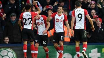 «Саутгемптон» и «Брайтон» добыли путёвки в четвертьфинал Кубка Англии