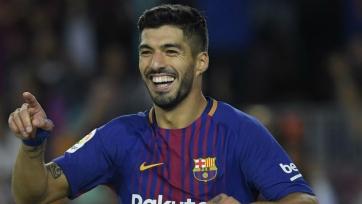 Суарес забил 100-й гол в Ла Лиге
