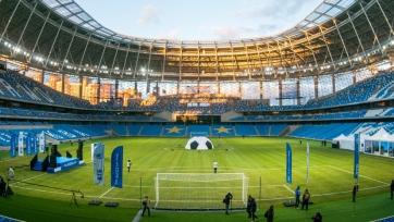 Стадион «Динамо» планируется достроить к концу апреля