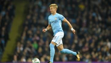«Манчестер Сити» предложит Зинченко улучшенную зарплату