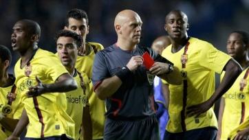 Эвребе: «Я смирился с ошибками в матче «Челси» – «Барселона». Жизнь продолжается»