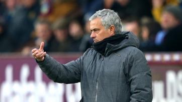 Моуринью оценил шансы «Манчестер Юнайтед» в Лиге чемпионов