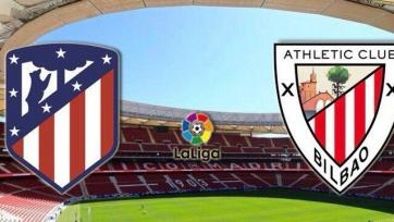 «Атлетико» - «Атлетик». Стартовые составы команд