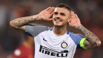 Аузилио рассказал о новом контракте Икарди с «Интером»