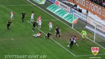 «Штутгарт» обыграл на выезде «Аугсбург»