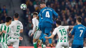 «Реал» отпраздновал волевую победу над «Бетисом», соперники забили 8 голов