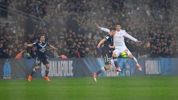 «Марсель» победил «Бордо» и оторвался от «Лиона»