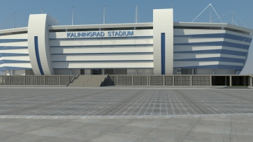 Источник: под стадионом в Калининграде проседает грунт