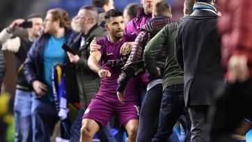 ФА расследует конфликты в матче «Уиган» – «Манчестер Сити»