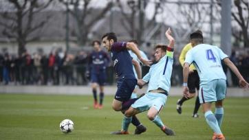 «Барса» выбила ПСЖ из юношеской Лиги УЕФА