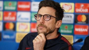 Ди Франческо поделился ожиданиями от матча с «Шахтёром»