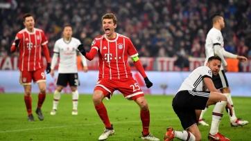 «Бавария» повторила клубный рекорд, установленный 38 лет назад