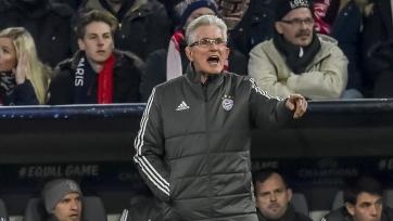 Хайнкес: «До перерыва «Бавария» играла в низком темпе, плохо комбинировала и позволяла «Бешикташу» больше атаковать»