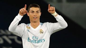 Роналду не сыграет против «Леганеса»