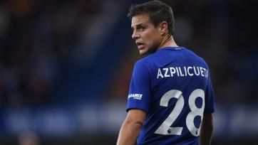 Аспиликуэта: «Мы играли лучше, чем «Барселона»