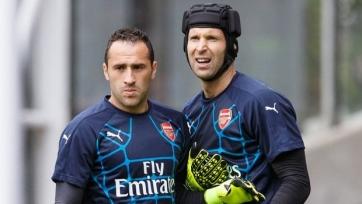 Стало известно, кто займёт место в воротах «Арсенала» в финале Кубка английской лиги