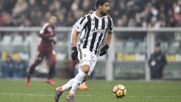 Хедира: «Чемпионат Италии давно не был столь увлекательным»