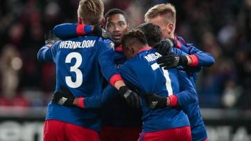 ЦСКА переиграл «Црвену Звезду» и вышел в 1/8 финала Лиги Европы