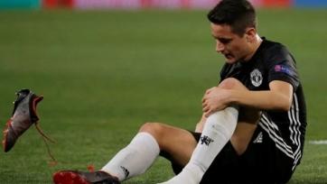 Эррера получил травму в игре с «Севильей»
