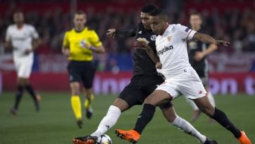 «Севилья» и «Манчестер Юнайтед» не порадовали забитыми голами