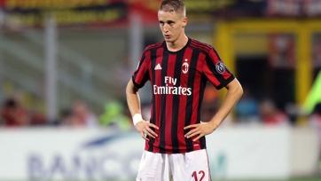 Конти может сыграть в ближайшем матче «Милана»