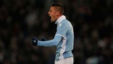 Минувшим летом «Лацио» не продал Милинкович-Савича за 70 миллионов евро