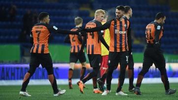 Киевское «Динамо» вдевятером проиграло «Вересу», «Шахтёр» наколотил 5 мячей в ворота «Звезды»