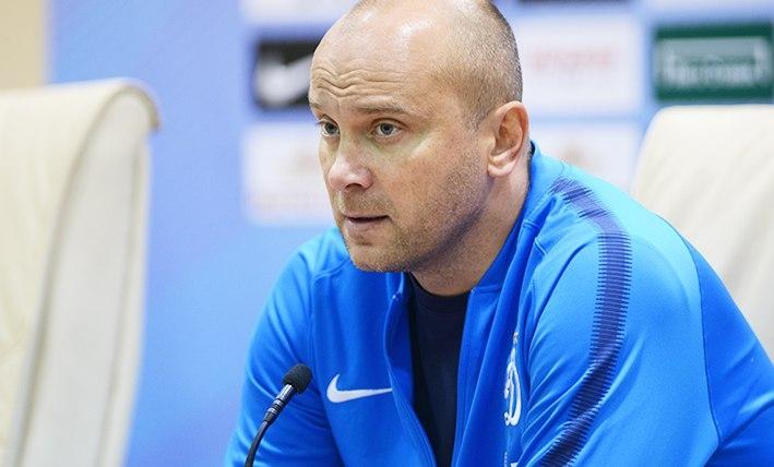 Хохлов прокомментировал ничью «Динамо» с «Уфой»