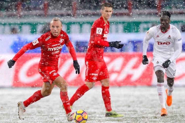 Бессмысленное дерби. «Спартак» и «Локомотив» забыли сыграть в футбол