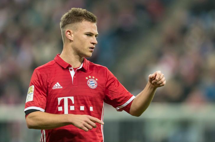 Киммих прокомментировал продление контракта с «Баварией»