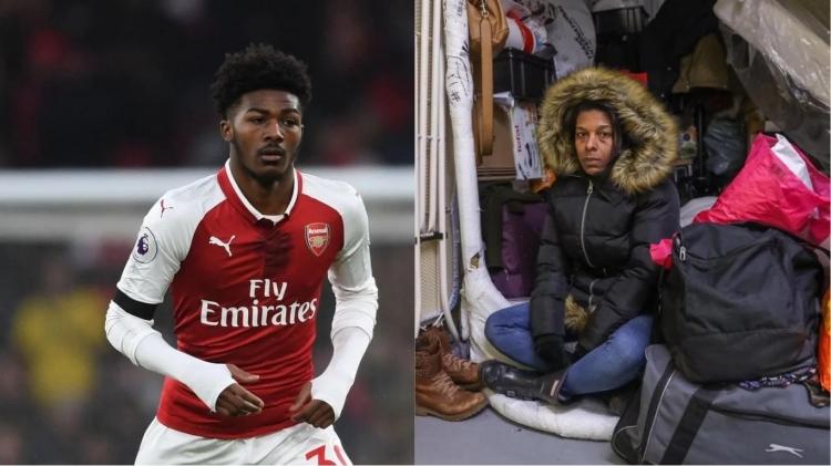 Игрок «Арсенала» сделал свою мать бомжихой. У него были причины
