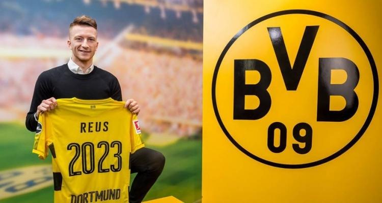 Ройс продлил контракт с «Боруссией» Дортмунд