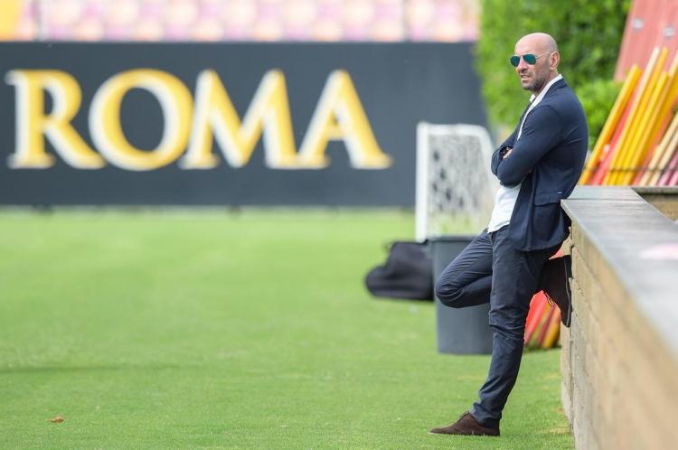 Мончи прокомментировал выход «Ромы» в четвертьфинал ЛЧ