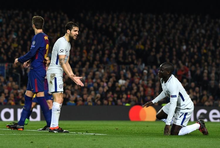 Месси снял проклятие и унизил Куртуа. «Челси» проиграл не «Барселоне», а игроку