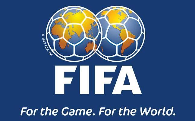 Сборная России опустилась в рейтинге ФИФА