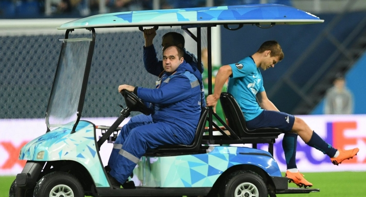 Кокорин пропустит Чемпионат мира
