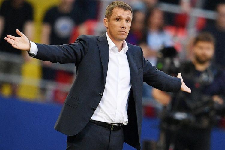 Гончаренко прокомментировал жеребьёвку Лиги Европы