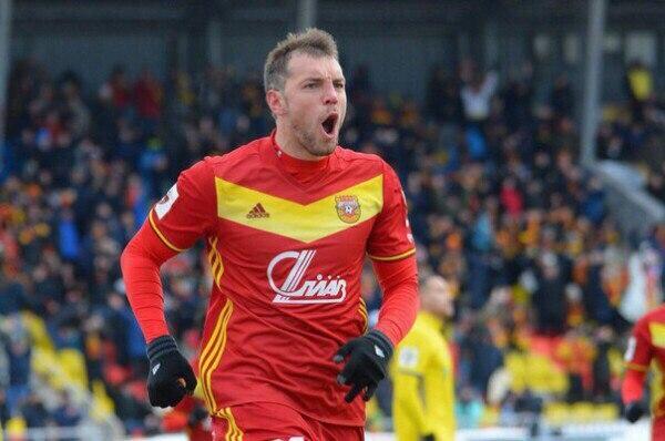 «Арсенал» и «Ростов» забили на двоих четыре гола
