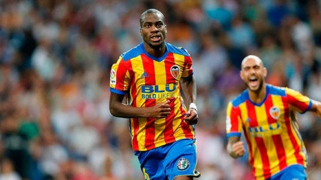 «Валенсия» выкупит Жоффре Кондогбия
