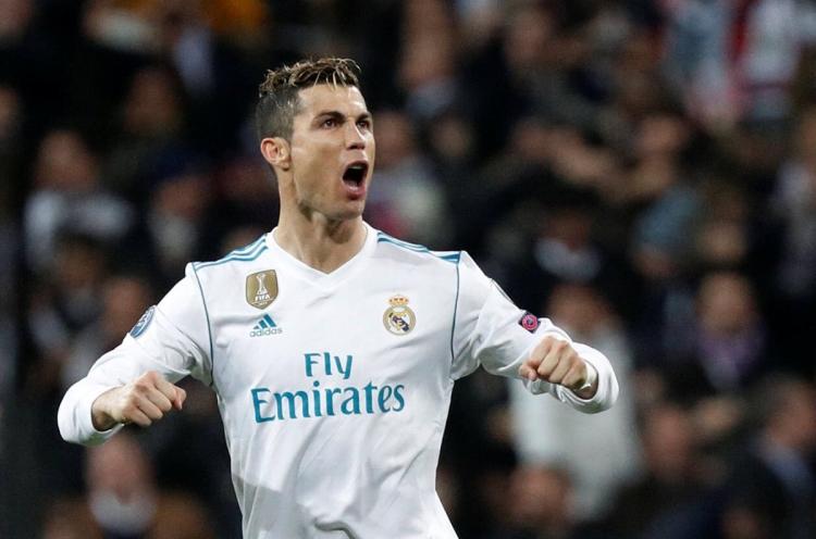 Роналду последние новости апреля 2018 году