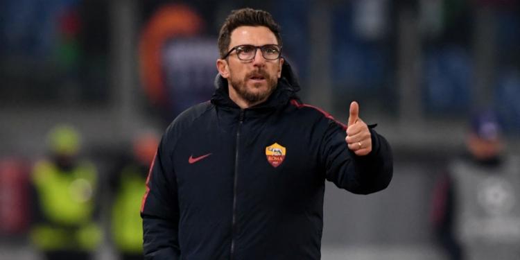 Ди Франческо: «Рома» уважает «Барселону», но..