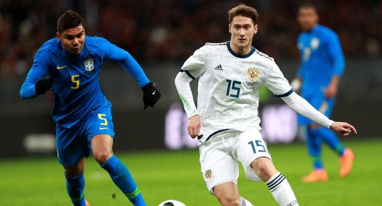 Россия – Франция, Германия – Бразилия и другие матчи вторника