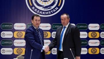 Официально: Казахстан определился с главным тренером
