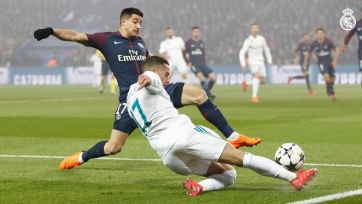 «Реал» снова переиграл ПСЖ и вышел в 1/4 финала Лиги чемпионов