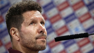 Симеоне: «Нет ничего страшного в том, что мы играем в Лиге Европы, а не в Лиге чемпионов»
