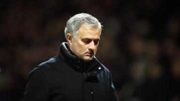 Моуринью проиграл 11 из 26 матчей Лиги чемпионов против испанских команд