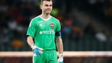 Акинфеев: «Не имеет такой уж большой разницы, 0:0 мы бы сыграли или проиграли 0:1»