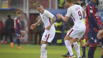 «Милан» дожал «Кьево», «Рома» переиграла «Кротоне» и результаты других матчей Серии А