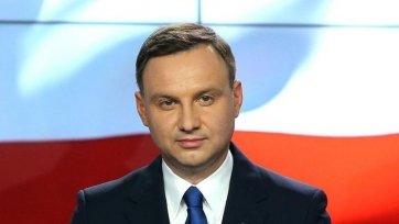 Президент Польши Дуда не будет присутствовать на открытии ЧМ